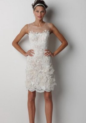 You can always get a second wear out of your wedding gown if you shorten it. Simply find a tailor near you.